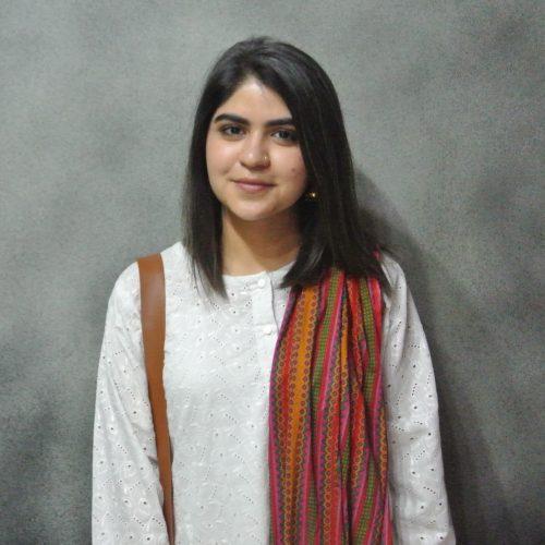 Aishah Masood Project Coordinator_
