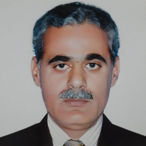 Kamran Minhas Deputy General Secretary
